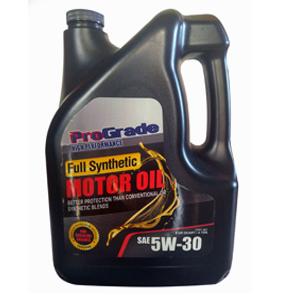 Prograde oil